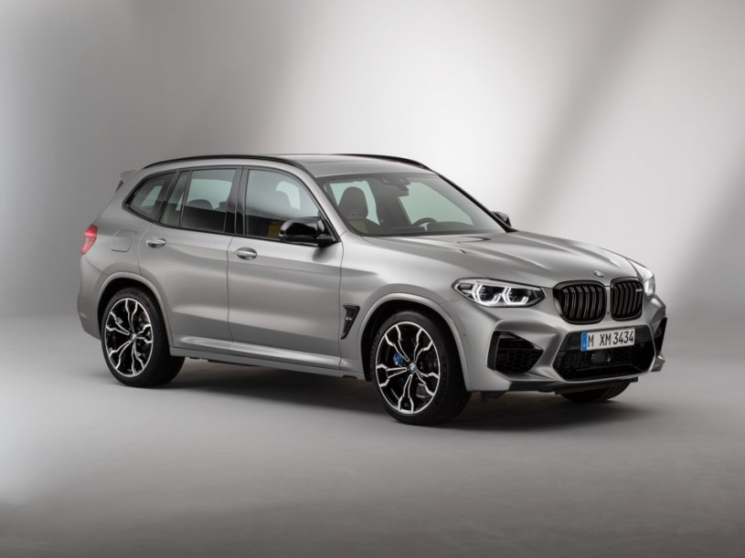 BMW X3 M Estate xDrive X3 M Competition 5dr Step Auto
