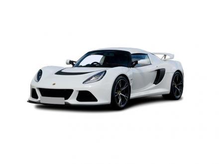Lotus Exige Coupe 3.5 V6 350 Sport 2dr