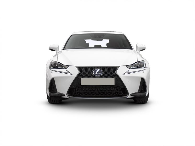 Lexus Is Saloon 300h F-Sport 4dr CVT Auto [Navigation]