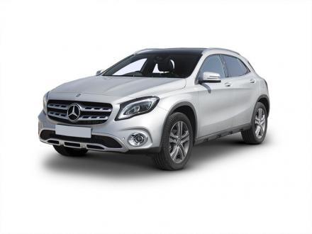 Mercedes-Benz Gla Class Diesel Hatchback GLA 200d AMG Line Executive 5dr Auto