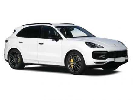 Porsche Cayenne Estate 5dr Tiptronic S