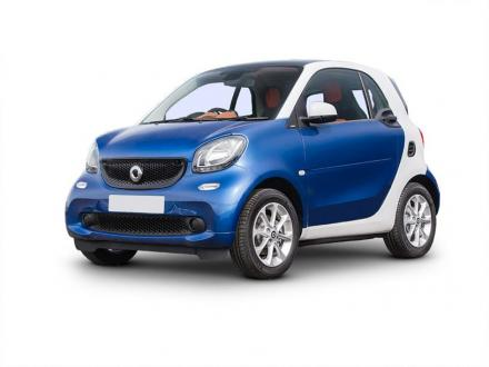 Smart Fortwo Electric Coupe 60kW EQ Prime Prem Plus 17kWh 2dr Auto [22kWCh]