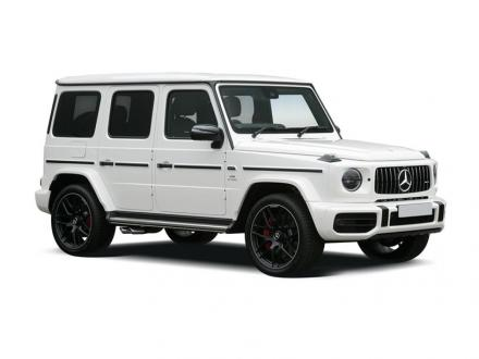 Mercedes-benz G Class Amg Station Wagon G63 5dr 9G-Tronic