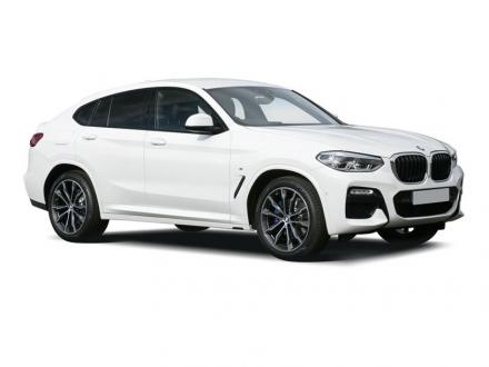 BMW X4 Diesel Estate xDrive30d M Sport X 5dr Step Auto