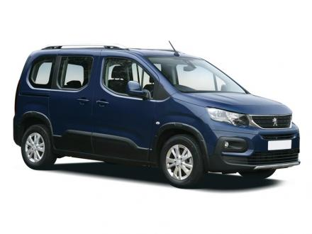 Peugeot Rifter Diesel Estate 1.5 BlueHDi 130 GT Line 5dr EAT8