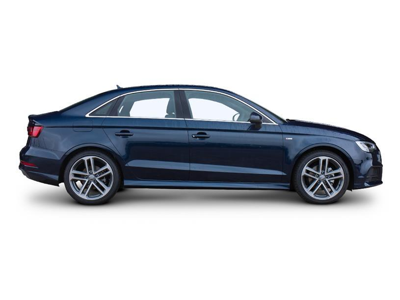 Audi A3 Saloon S3 TFSI 300 Quattro Black Edition 4dr S Tronic