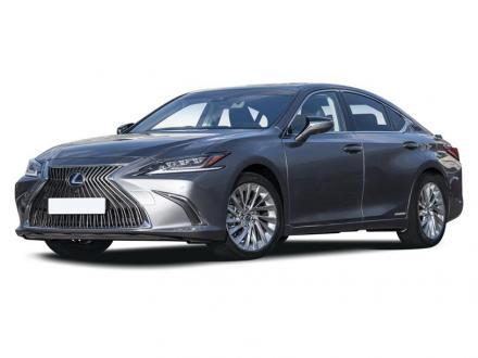Lexus Es Saloon 300h 2.5 4dr CVT [Premium Pack]