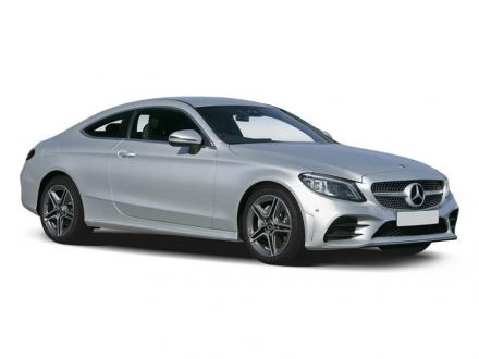 Mercedes-benz C Class Diesel Coupe C300d 4Matic AMG Line 2dr 9G-Tronic