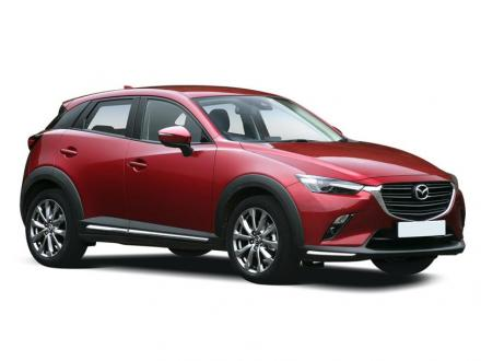 Mazda Cx-3 Hatchback Special Edition 2.0 Sport Black + 5dr