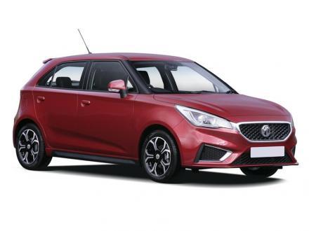 MG Mg3 Hatchback 1.5 VTi-TECH Excite 5dr