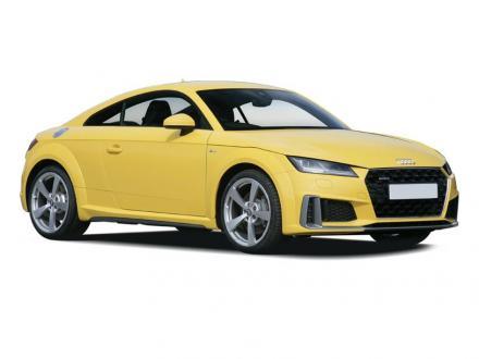 Audi Tt Coupe 45 TFSI Sport 2dr S Tronic