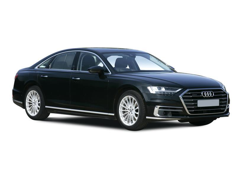 Audi A8 Diesel Saloon 50 TDI Quattro S Line 4dr Tiptronic [C+S]