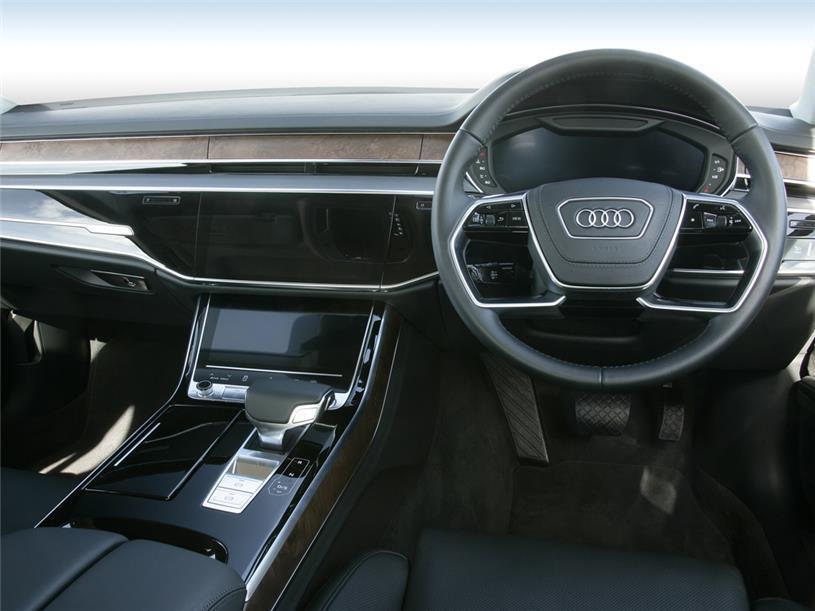 Audi A8 Diesel Saloon L 50 TDI Quattro S Line 4dr Tiptronic [C+S]