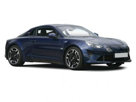 Alpine A110 Coupe 1.8L Turbo Legende 2dr DCT