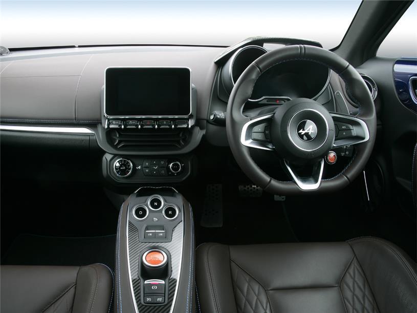 Alpine A110 Coupe 1.8L Turbo Legende 2dr DCT