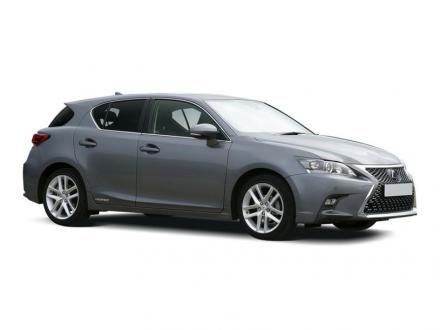 Lexus Ct Hatchback 200h 1.8 F-Sport 5dr CVT [Tech Pack/Leather]