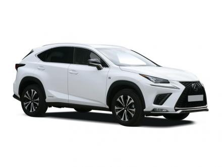 Lexus Nx Estate 300h 2.5 F-Sport 5dr CVT [PremiumPk/Leather/PanRf]