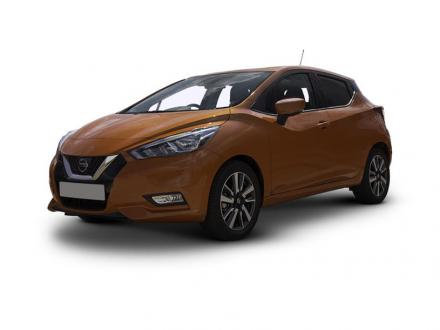 Nissan Micra Hatchback 1.0 IG-T 100 Tekna 5dr [Vision+/Leather]