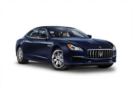 Maserati Quattroporte Diesel Saloon V6d GranSport Nerissimo pack 4dr Auto