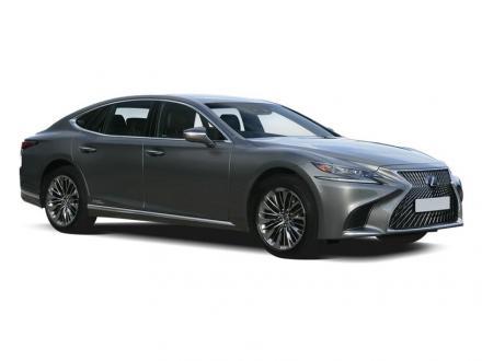 Lexus Ls Saloon 500h 3.5 [359] 4dr CVT Auto [Premium pack] 2WD