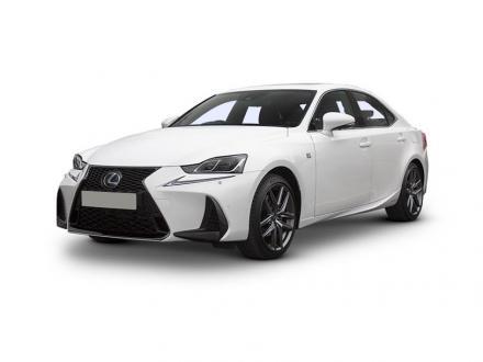 Lexus Is Saloon 300h 4dr CVT Auto [Premium Pack]