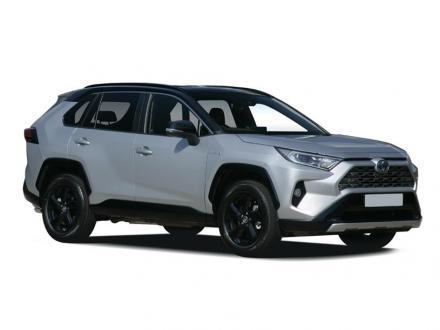 Toyota Rav4 Estate 2.5 VVT-i Hybrid Dynamic 5dr CVT [Pan Roof]