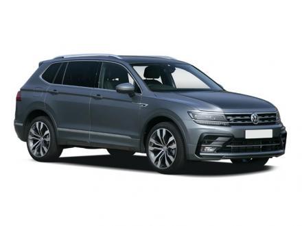 Volkswagen Tiguan Allspace Diesel Estate 2.0 TDI 4Motion Match 5dr DSG