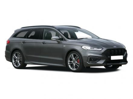 Ford Mondeo Estate 2.0 Hybrid Titanium Edition 5dr Auto