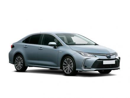 Toyota Corolla Saloon 1.8 VVT-i Hybrid Design 4dr CVT