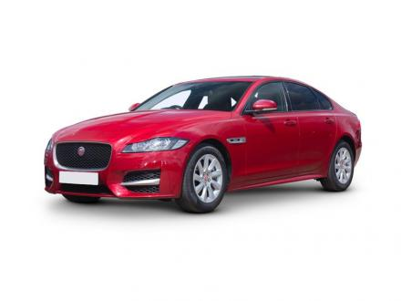 Jaguar Xf Saloon Special Editions 2.0d [180] Chequered Flag 4dr