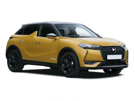 Ds Ds 3 Crossback Hatchback 1.2 PureTech 155 Ultra Prestige 5dr EAT8