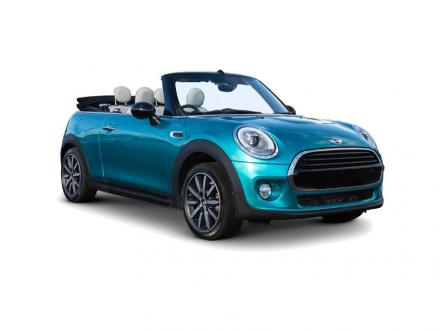 Mini Convertible 2.0 JCW II 2dr Auto [Comfort Pack] [8 Speed]