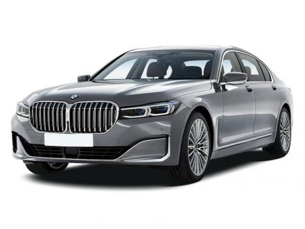 BMW 7 Series Saloon 740Li 4dr Auto