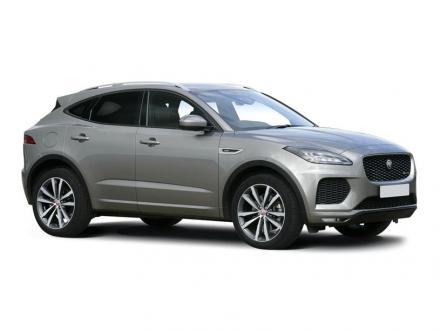 Jaguar E-pace Estate Special Editions 2.0 [250] Chequered Flag Edition 5dr Auto