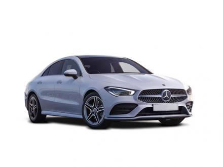 Mercedes-Benz Cla Coupe CLA 180 AMG Line Premium Plus 4dr Tip Auto