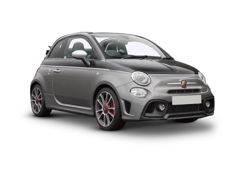 Abarth 595c Convertible Special Edition 1.4 T-Jet 165 Turismo 70th Anniversary 2dr