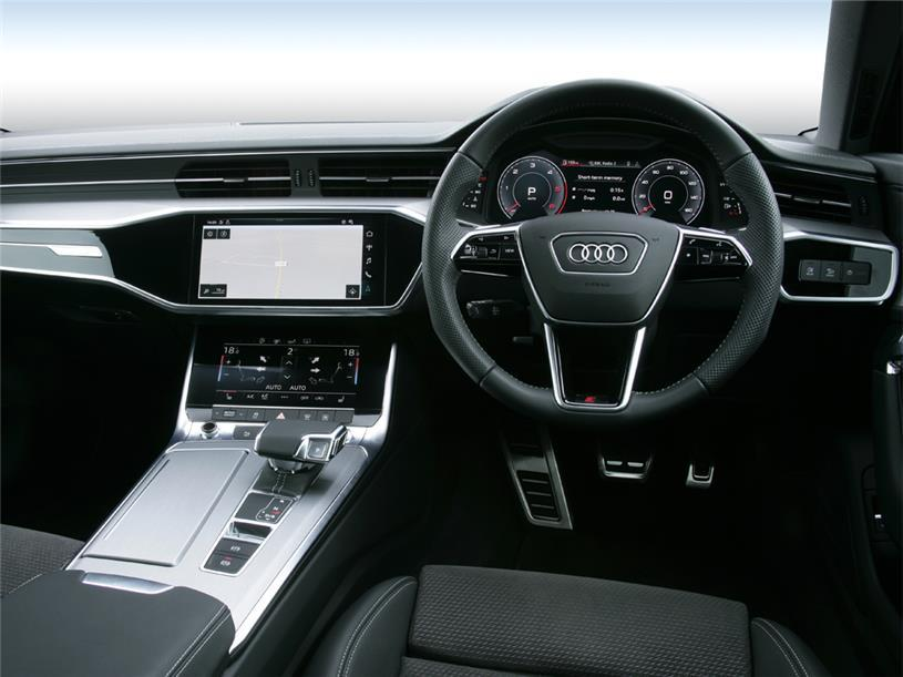 Audi A6 Diesel Avant 40 TDI Black Edition 5dr S Tronic