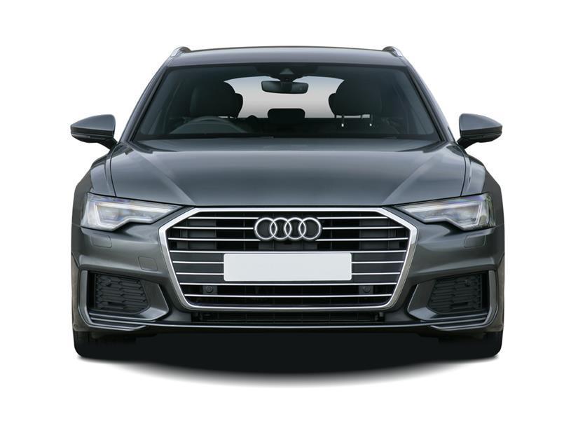 Audi A6 Diesel Avant 40 TDI Quattro Black Edition 5dr S Tronic