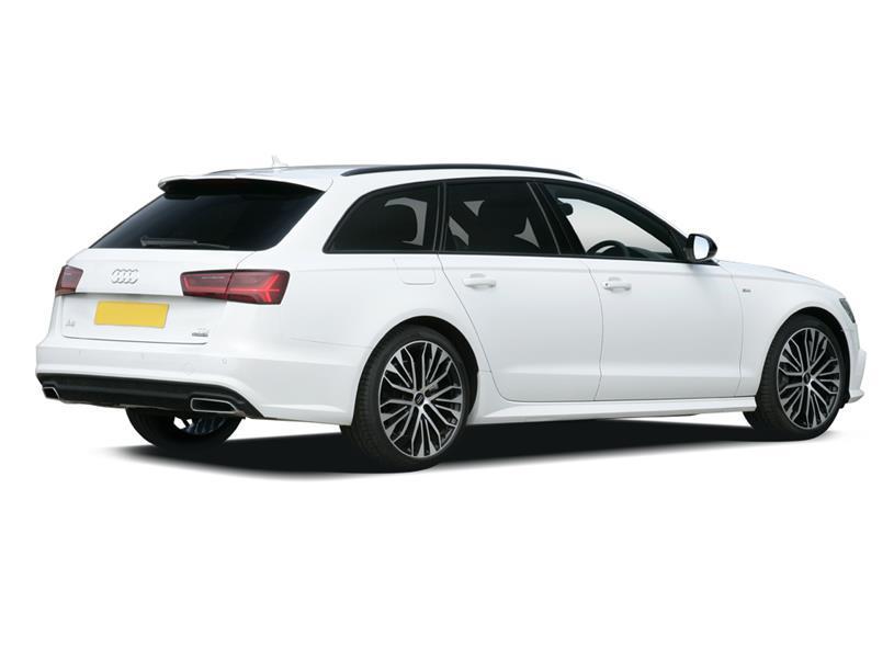 Audi A6 Diesel Avant 40 TDI Quattro Black Edition 5dr S Tronic [Tech]