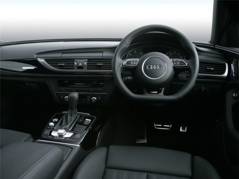 Audi A6 Diesel Avant 50 TDI Quattro Black Edition 5dr Tip Auto