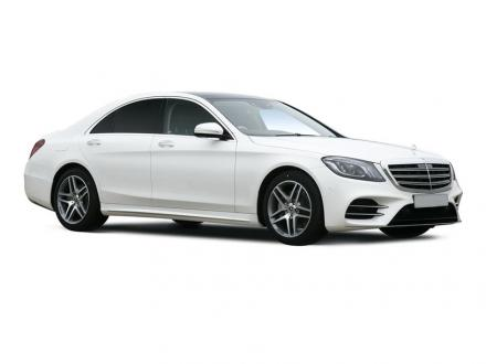 Mercedes-benz S Class Saloon Special Editions S500L Grand Ed Rear Lux Lounge 4dr 9G-Tronic