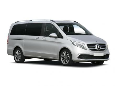 Mercedes-benz V Class Diesel Estate V300 d AMG Line 5dr 9G-Tronic [Extra Long]