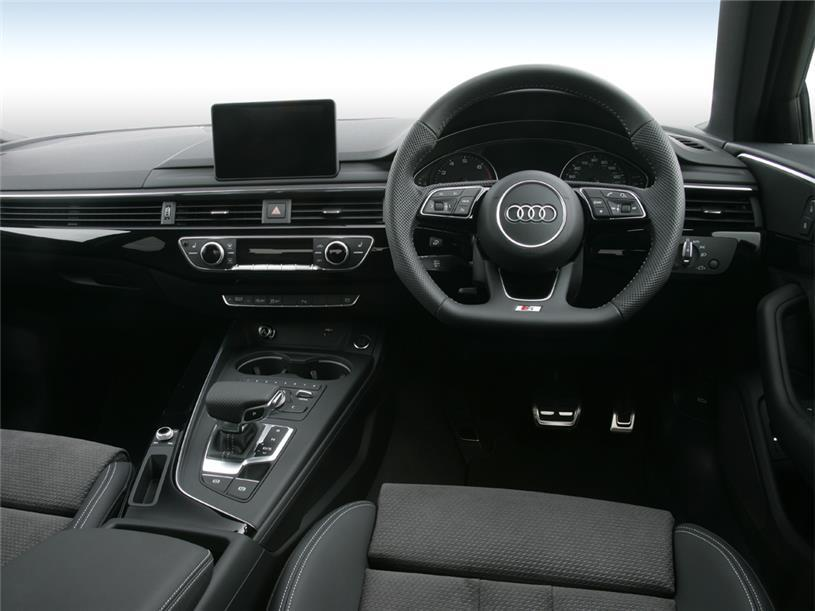 Audi A4 Saloon 35 TFSI Black Edition 4dr