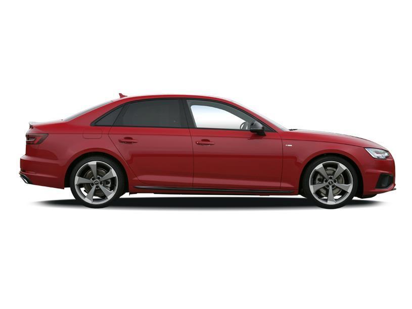 Audi A4 Saloon 35 TFSI Black Edition 4dr S Tronic
