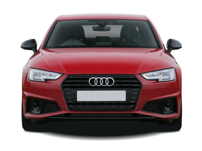 Audi A4 Diesel Saloon 30 TDI Black Edition 4dr S Tronic