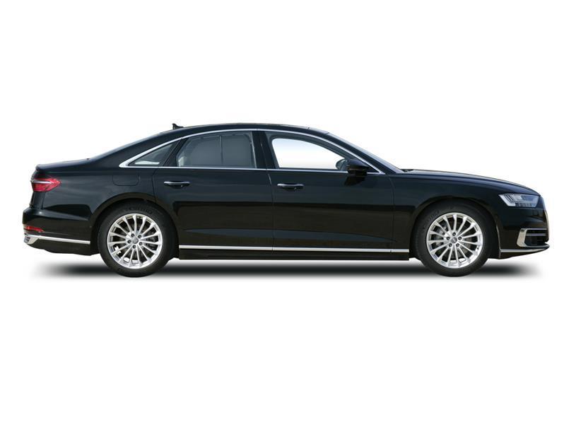 Audi A8 Saloon L 55 TFSI Quattro Black Edition 4dr Tiptronic