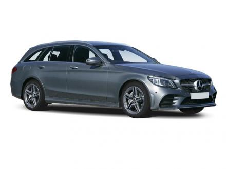 Mercedes-benz C Class Diesel Estate C300d AMG Line Edition 5dr 9G-Tronic