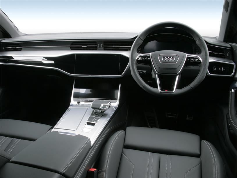 Audi A7 Sportback 55 TFSI Quattro Black Edition 5dr S Tronic [C+S]