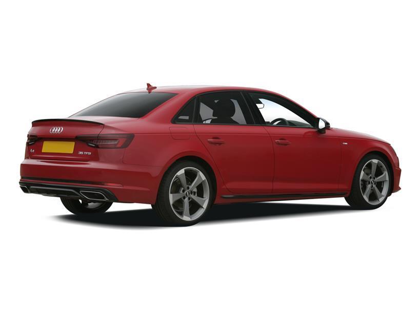 Audi A4 Diesel Saloon 35 TDI Black Edition 4dr S Tronic [Comfort+Sound]