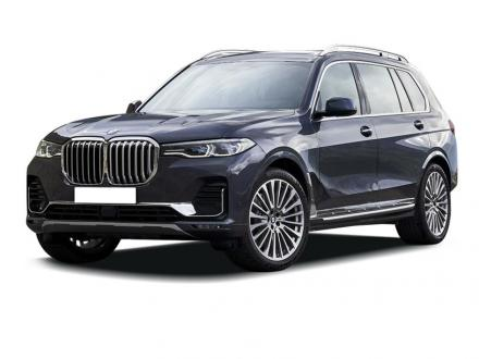 BMW X7 Estate xDrive M50i 5dr Step Auto